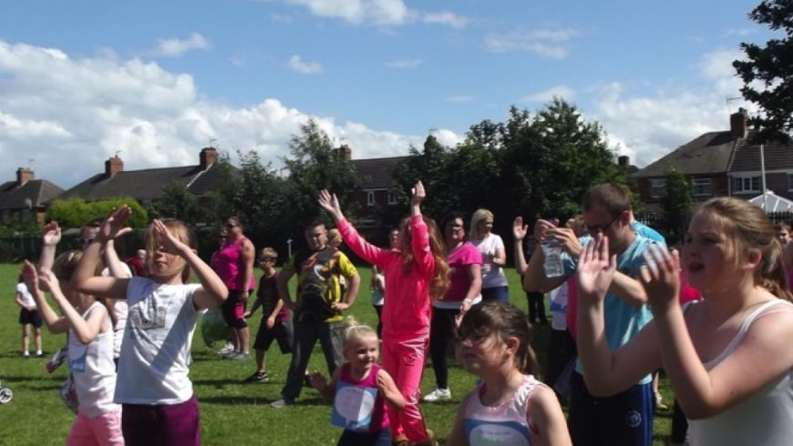 """Race for Life """"Race at your Place"""""""
